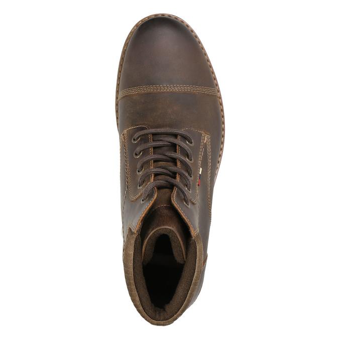 Pánská zimní obuv bata, hnědá, 894-4644 - 26