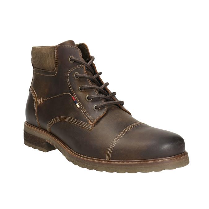Pánská zimní obuv bata, hnědá, 894-4644 - 13