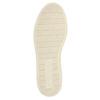 Kožené kotníčkové tenisky se zateplením bata, hnědá, 896-4651 - 26