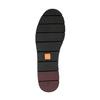 Dámské kožené Slip-on vínové flexible, červená, 514-5252 - 26