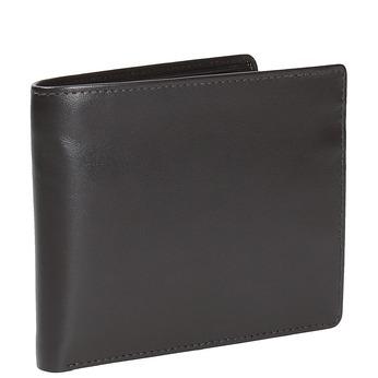 Kožená pánská peněženka bata, černá, 944-4170 - 13