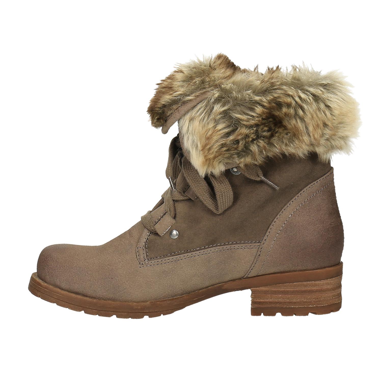 Baťa Dámská zimní obuv s kožíškem - Všechny boty  934425ae67