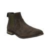 Kožená pánská Chelsea obuv rockport, hnědá, 893-4010 - 13