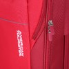 Červený cestovní kufr na kolečkách american-tourister, červená, 969-5208 - 17