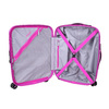 Skořepinový kufr na kolečkách american-tourister, fialová, 960-5110 - 15