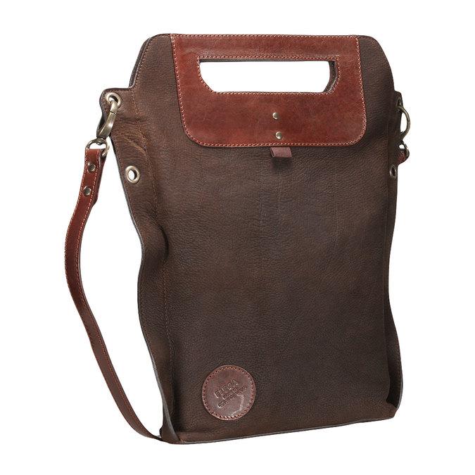 Crossbody taška elega, hnědá, 964-4211 - 13