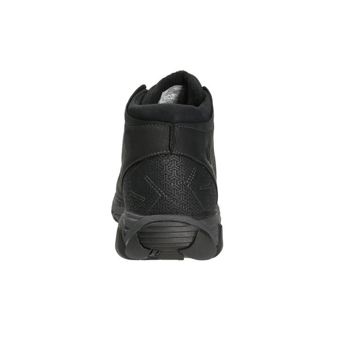 Pánské kožené tenisky merrell, černá, 806-6836 - 17
