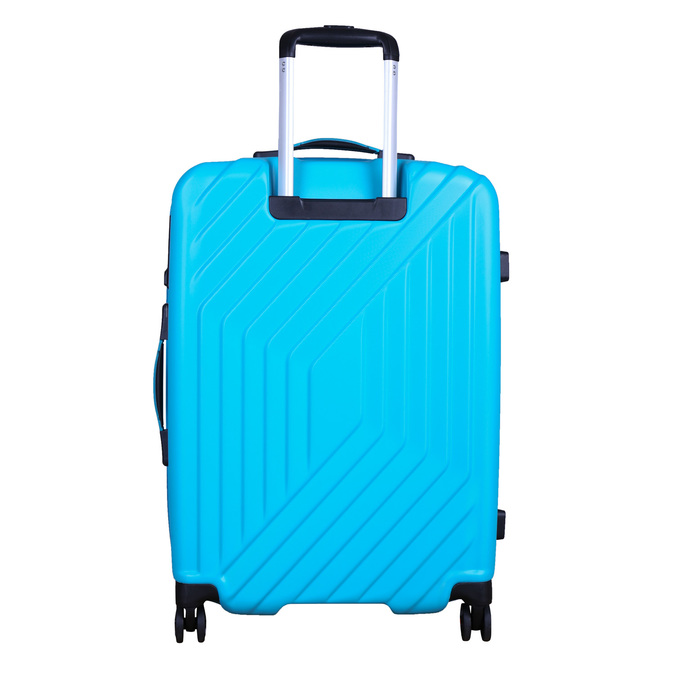 Skořepinový kufr na kolečkách american-tourister, tyrkysová, 960-9111 - 26