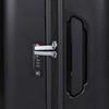 Černý cestovní kufr na kolečkách samsonite, černá, 960-6114 - 17