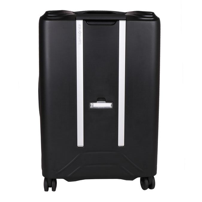Černý cestovní kufr na kolečkách samsonite, černá, 960-6114 - 26