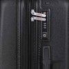 Černý skořepinový kufr na kolečkách american-tourister, černá, 960-6111 - 17
