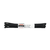 Černé tkaničky 90 cm bata, černá, 901-6911 - 13