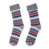 Teplé dětské ponožky bata, šedá, 919-2427 - 26