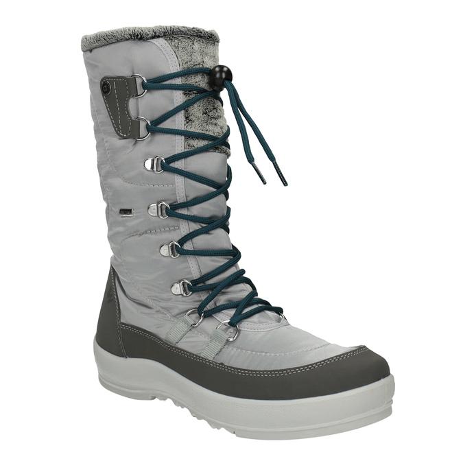 Dámské sněhule weinbrenner, šedá, 599-2612 - 13