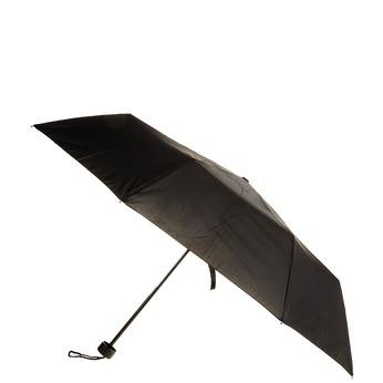 Černý skládací deštník bata, černá, 909-6600 - 13