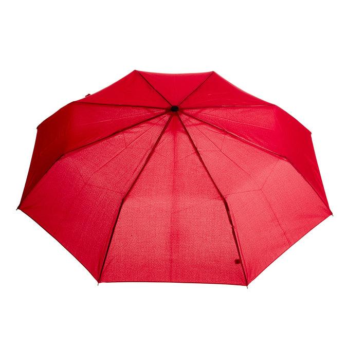 Červený skládací deštník bata, červená, 909-5600 - 26