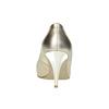 Kožené zlaté lodičky bata, zlatá, 726-8644 - 17