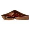 Pánská kožená peněženka bata, hnědá, 944-3129 - 17