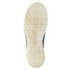 Ležérní kožené baleríny weinbrenner, modrá, 526-9503 - 26