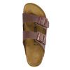 Dětská domácí obuv birkenstock, hnědá, 361-4015 - 19