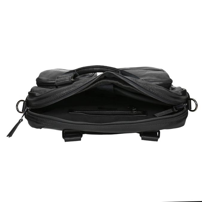 Černá brašna bata, černá, 961-6532 - 15