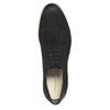 Pánské kožené Oxford polobotky vagabond, černá, 823-6017 - 19