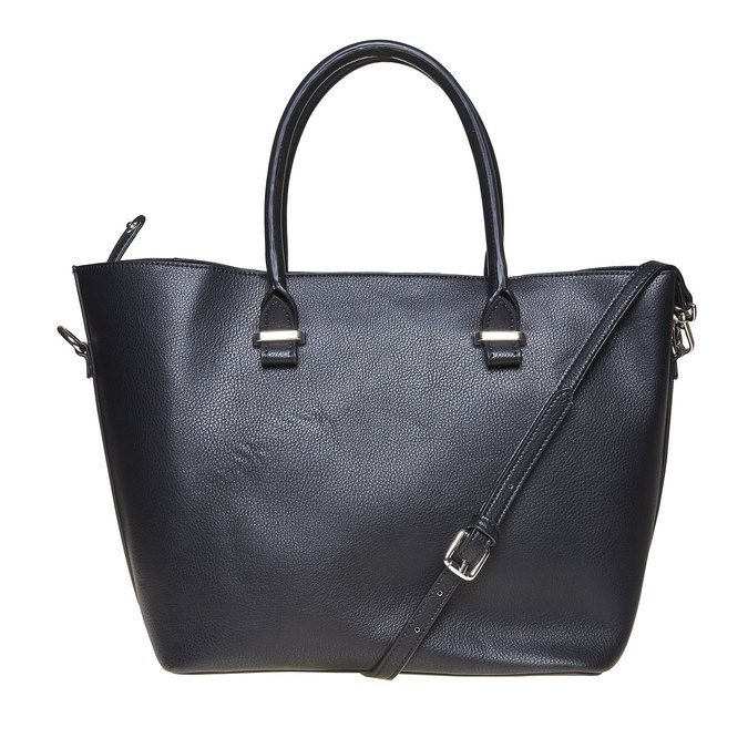 Elegantní dámská kabelka bata, černá, 961-6278 - 26