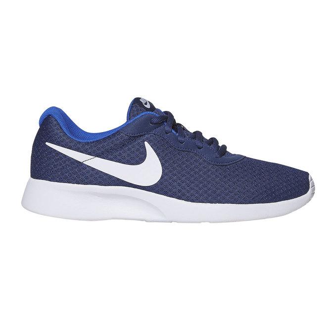 Pánské sportovní tenisky nike, modrá, 809-9557 - 15