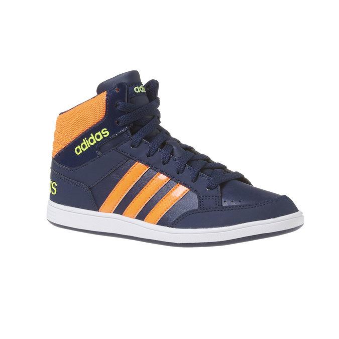 Dětské kotníčkové tenisky adidas, modrá, 401-9253 - 13