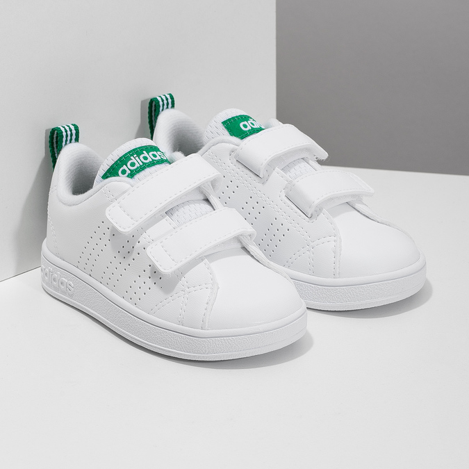 Dětské tenisky Adidas adidas, bílá, 101-1233 - 26