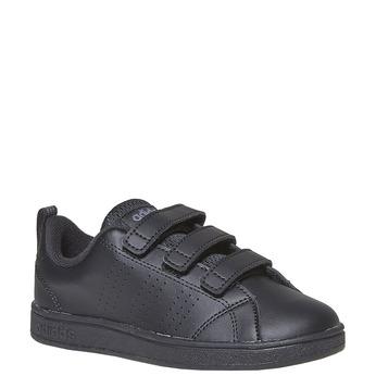 Dětské tenisky na suché zipy adidas, černá, 301-6168 - 13