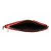 Dámská lakovaná Crossbody kabelka bata, červená, 961-5683 - 15