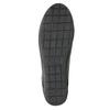 Dámské kožené polobotky bata, černá, 526-6635 - 17