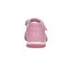 Růžové dívčí baleríny s páskem přes nárt bubblegummers, růžová, 321-5603 - 17