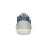 Dívčí tenisky s detailem šupin mini-b, modrá, 321-9604 - 17