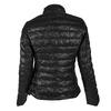 Prošívaná bunda s límečkem bata, černá, 979-6206 - 26