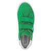 Dětské kožené tenisky zelené richter, zelená, 313-7015 - 19