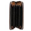 Dámská kožená peněženka bata, hnědá, 944-3178 - 15