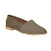 Dámská kožená Slip-on obuv bata, hnědá, 516-2602 - 13