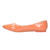 Dámské baleríny bata, oranžová, 521-8602 - 26