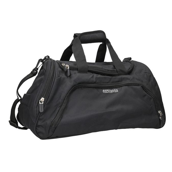 Černá cestovní taška american-tourister, černá, 969-6164 - 13