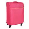 Růžový kufr na kolečkách american-tourister, růžová, 969-5173 - 13
