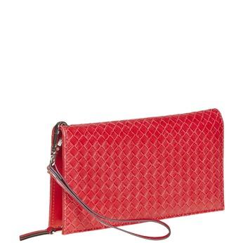 Červená peněženka s poutkem bata, červená, 941-5148 - 13