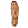 Ležérní kožené Derby polobotky bata, hnědá, 826-3907 - 19