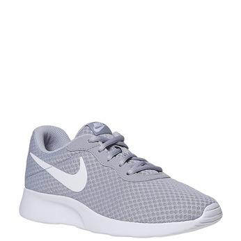 Šedé tenisky ve sportovním stylu nike, šedá, 809-2557 - 13