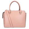Růžová dámská kabelka bata, růžová, 961-8747 - 19