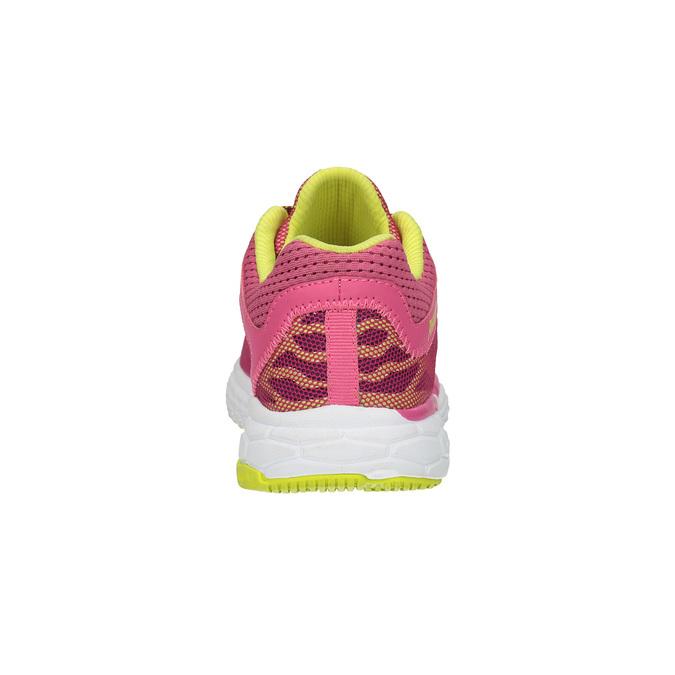 Růžové sportovní tenisky power, růžová, 509-5155 - 17