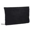 Menší kabelka z broušené kůže vagabond, černá, 963-6001 - 13