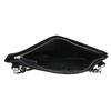 Menší kabelka z broušené kůže vagabond, černá, 963-6001 - 15