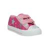 Růžové dívčí tenisky mini-b, růžová, 229-5183 - 13